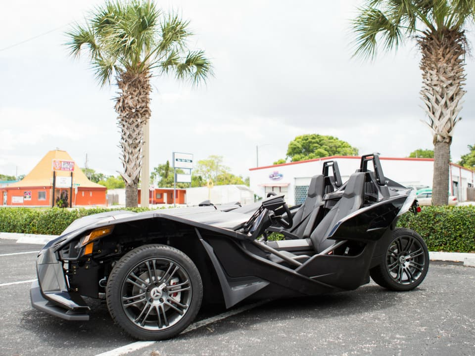 Slingshot at St. Pete Powersports