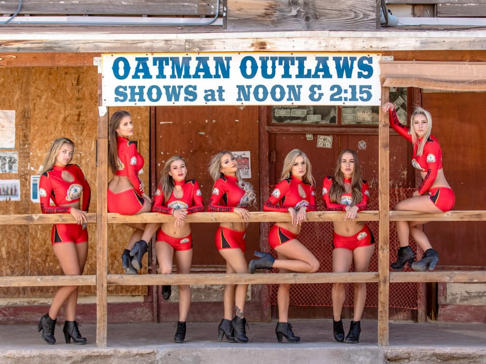 Oatman Outlaws